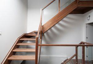 treppe von einem treppenbauer