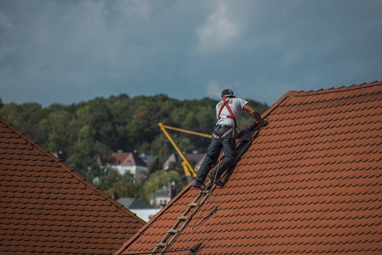 Die Arbeit als Dachdecker in Wien