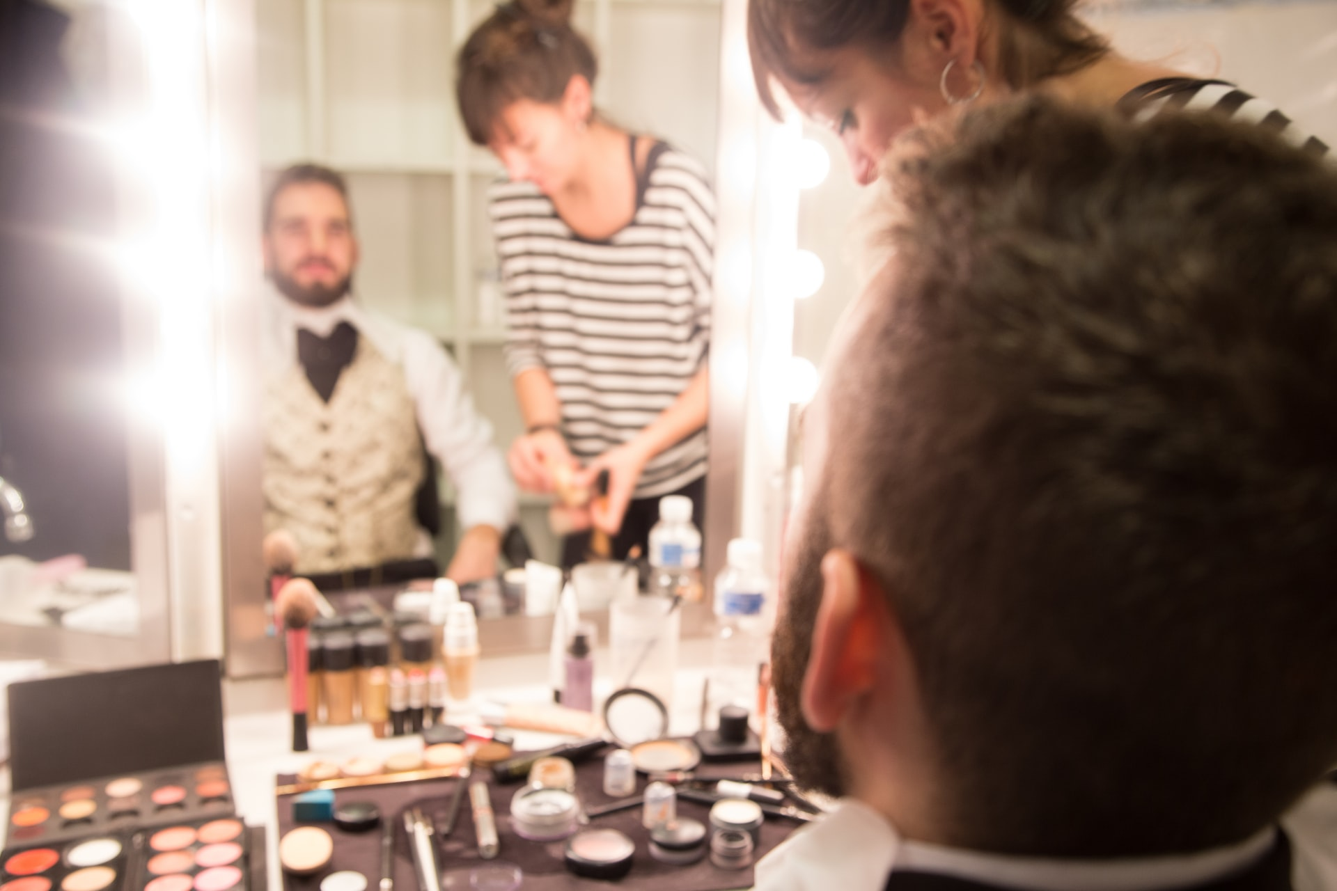 Make-Up Artist – Alles zur Ausbildung und den Möglichkeiten